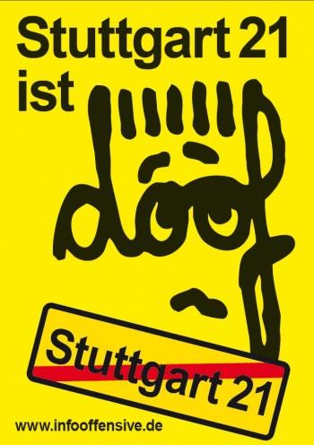 Stuttgart 21 ist doof
