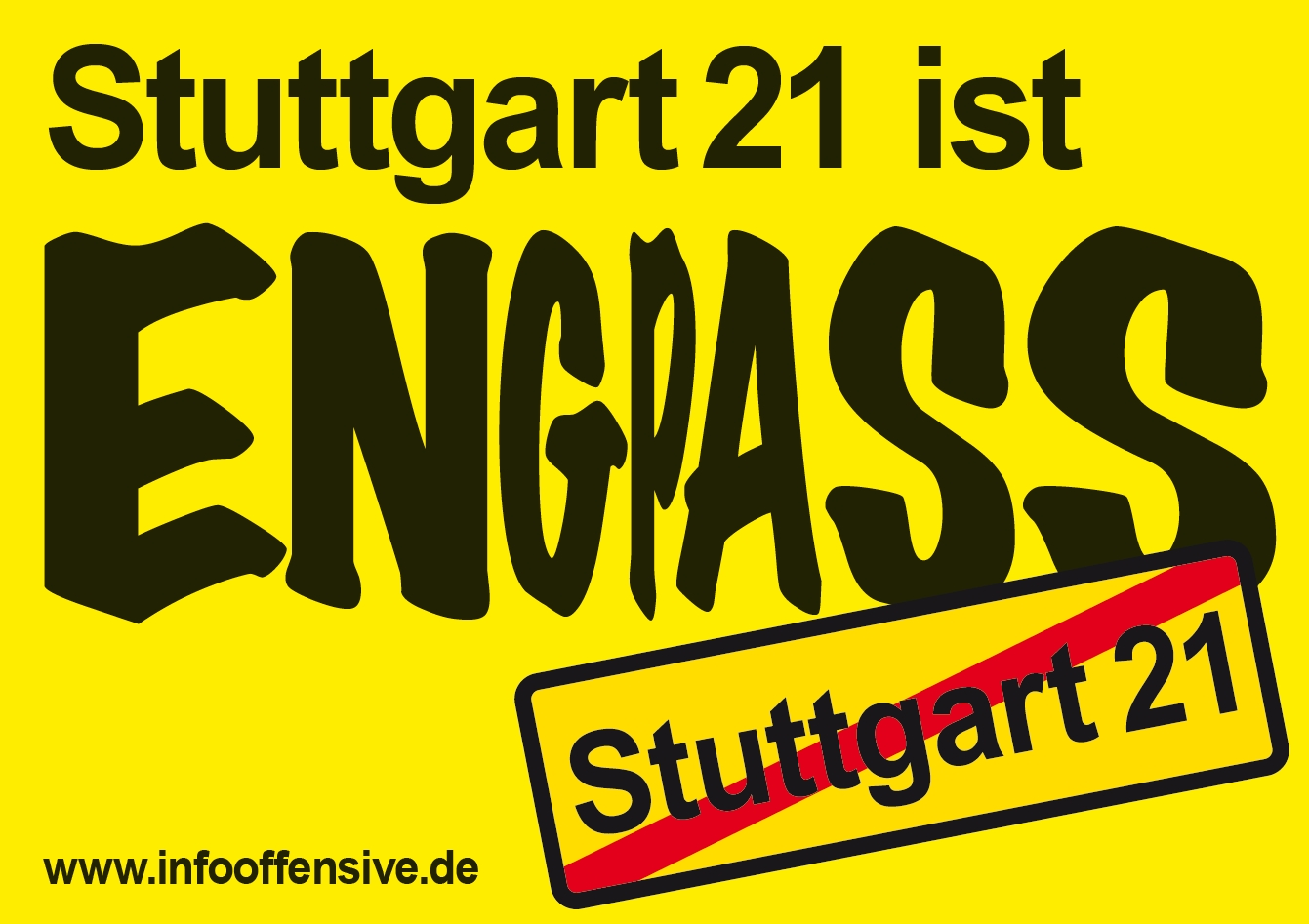Stuttgart 21 ist Engpass
