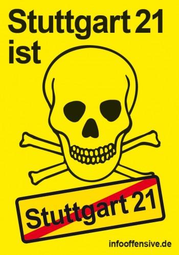 Stuttgart 21 ist Gift