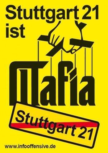 Stuttgart 21 ist Mafia