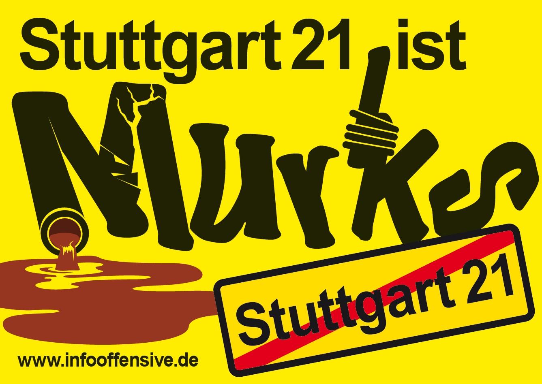 Stuttgart-21 ist Murks