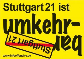 Stuttgart 21 ist umkehrbar